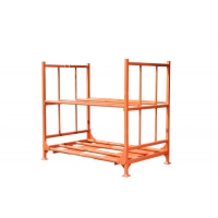 2 Layers Foldable and Stackable Racks